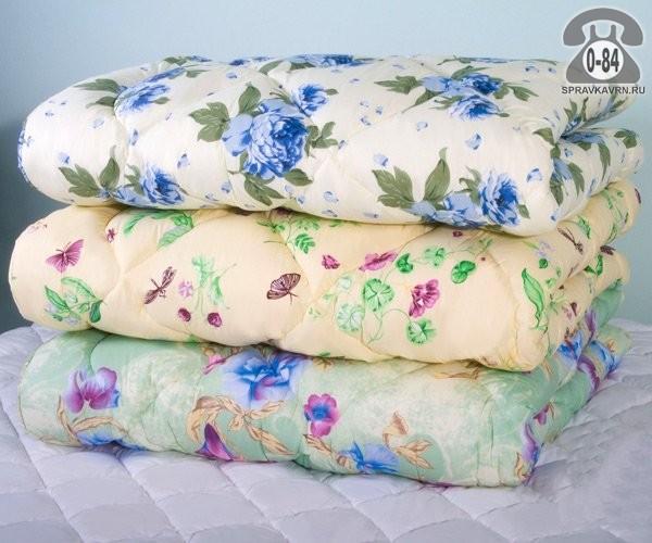 Одеяло шерсть 1.5-спальное Чили