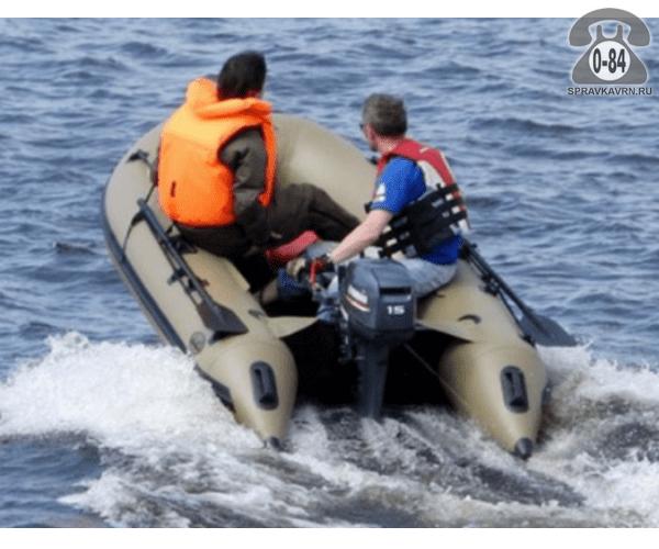 Лодка надувная Баджер (Badger) Duck Line 340 AL