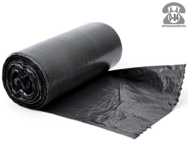 Мешки для мусора Виконт (Viconte) для бытового мусора 20 л 20 шт. Россия