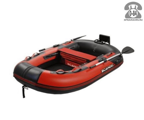 Лодка надувная Скандик (SKANDIK) Fishlight i-230