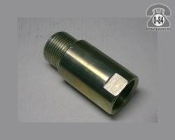 Клапан КТЗ 001-25-01 вн/вн газовый диаметр 25мм