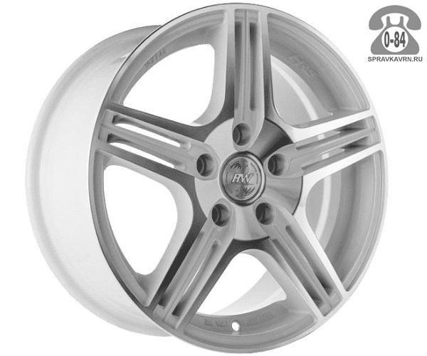 Диск автомобильный РВ (Racing Wheels) H-134