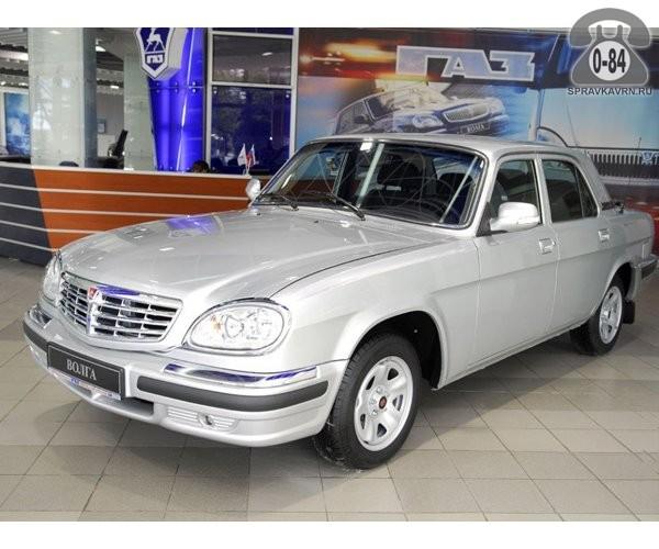 Крыло автомобиля ГАЗ