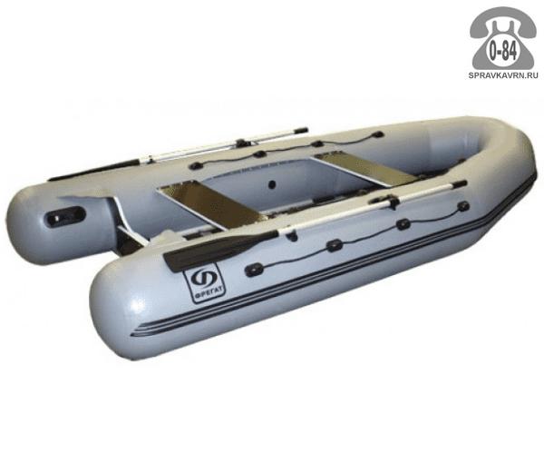 Лодка надувная Фрегат 370 PRO