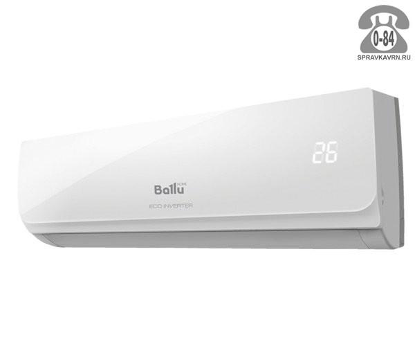 Кондиционер Баллу (Ballu) ECO Inverter BSWI-24HN1