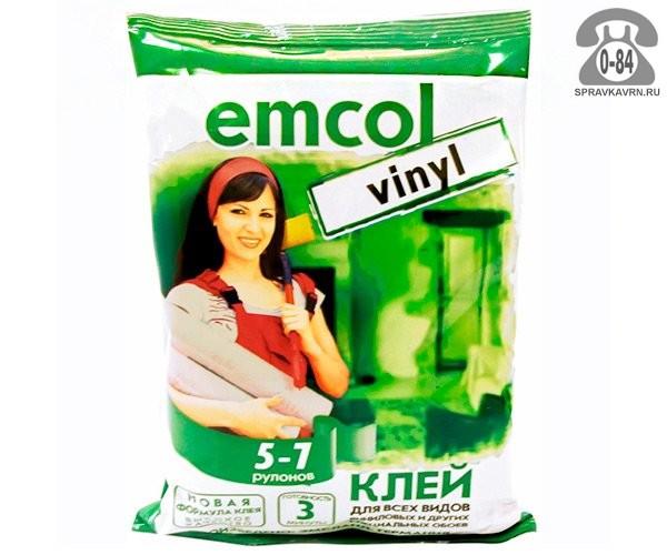 Клей Эмкол (Emcol) Винил 5-7 рулонов 0.2кг