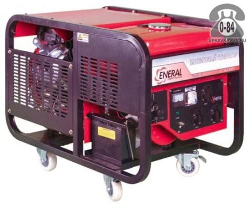 Электростанция Энерал (Eneral) ГБ2Ц-8,5-1 СК двигатель LT620V1