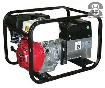 Электростанция Гесан (Gesan) G 8/10 TFH двигатель Honda