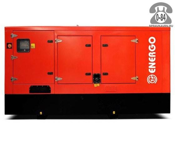 Электростанция Энерго ED 180/400 IV S двигатель Iveco NEF 67TE2A