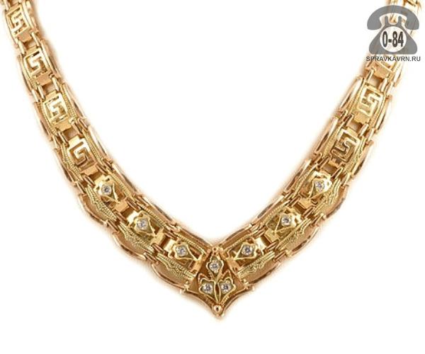 Ювелирные изделия из золота ремонт