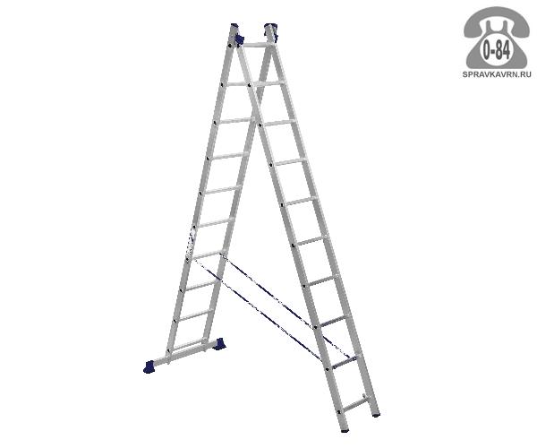 Лестница складная H2 5210 10