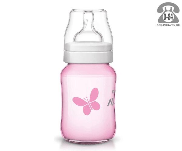 Бутылочка для кормления Филипс Авент полипропилен