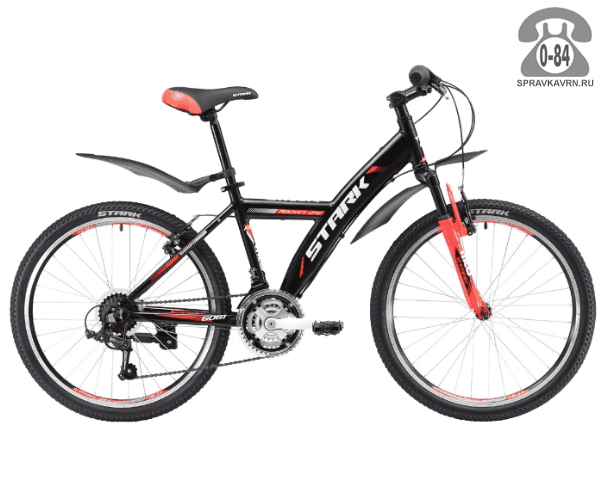 Велосипед Старк (Stark) Rocket Y 24.1 V (2017)