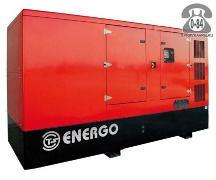 Электростанция Энерго ED 250/400 SC S двигатель Scania DC9 65A 10.93