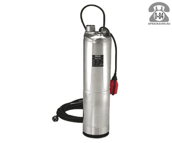 Насос водяной для скважины и колодца Даб (Dab) PULSAR 30/80 M-A