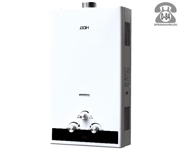Газовая колонка Конорд (Konord) ДОН JSD-20 EWT 20 кВт 10л/мин открытая камера