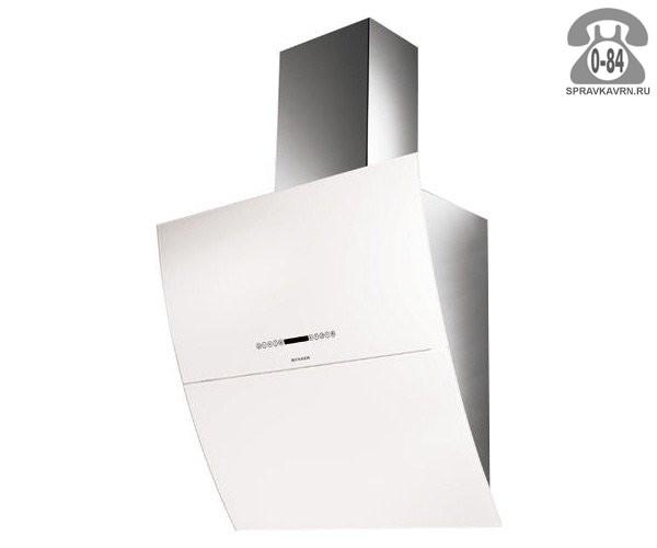 Вытяжка кухонная Фабер (Faber) Mirror WH BRS X/V A80 LOGIC