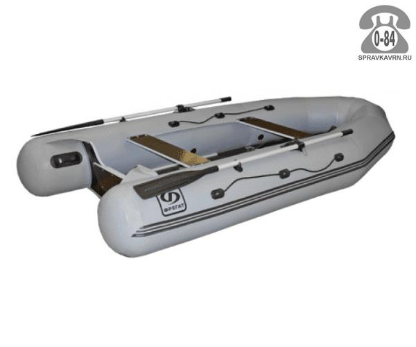 Лодка надувная Фрегат 330 PRO