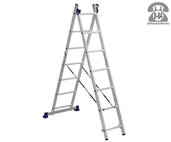 Лестница складная H2 5207 7