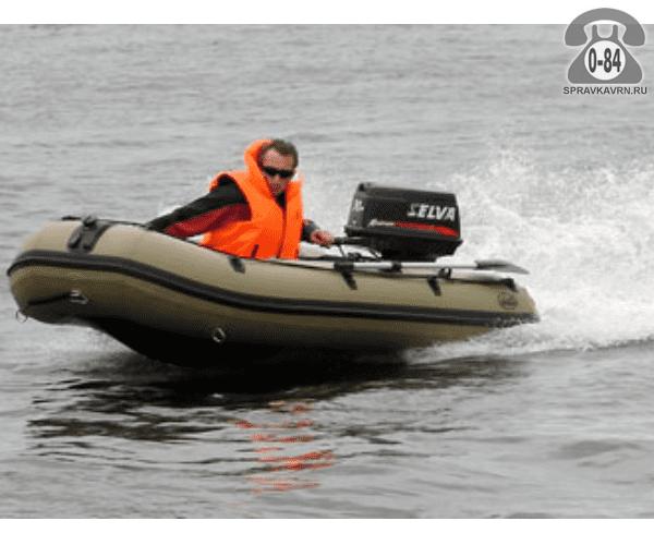 Лодка надувная Баджер (Badger) Duck Line 390 AL