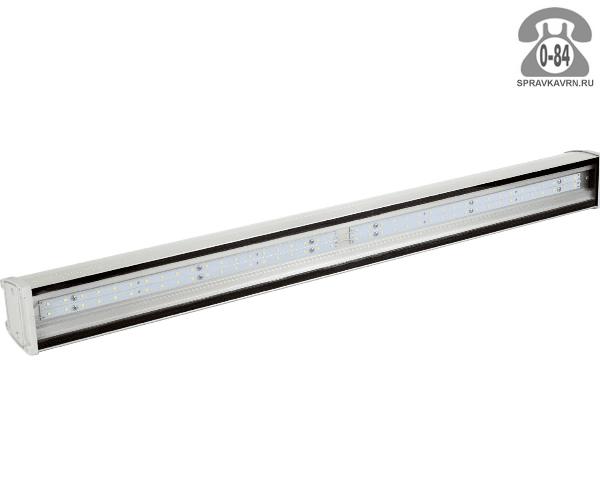 Светильник для производства SVT-Str U-L-50-250-1M 50Вт
