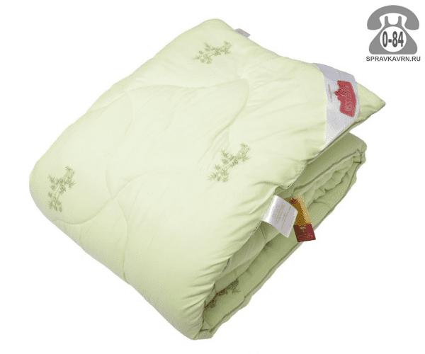 Одеяло бамбуковое волокно 1.5-спальное