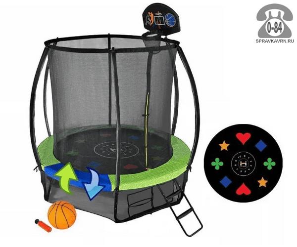 Батут Хастингс (Hasttings) Air Game Basketball (3,05 м), максимальная нагрузка 150кГ