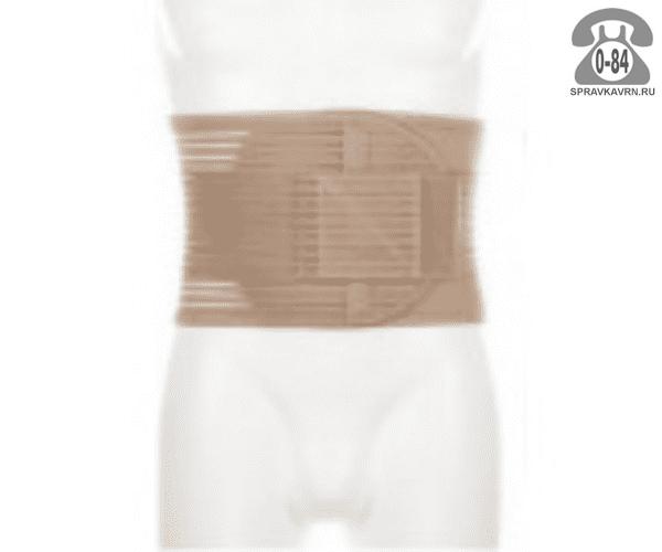 Бандаж при опущении внутренних органов на брюшную полость Экотен ОВО-21 унисекс