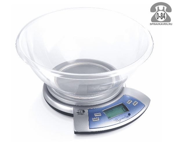 Весы кухонные Хозяюшка  ЕК 3350
