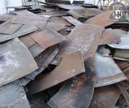 Лом металлов чёрные металлы любой жесть нет нет покупка