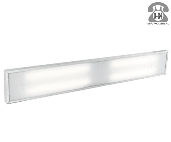Светильник для производства SVT-ARM U-40-2x36-M-Econom 40Вт