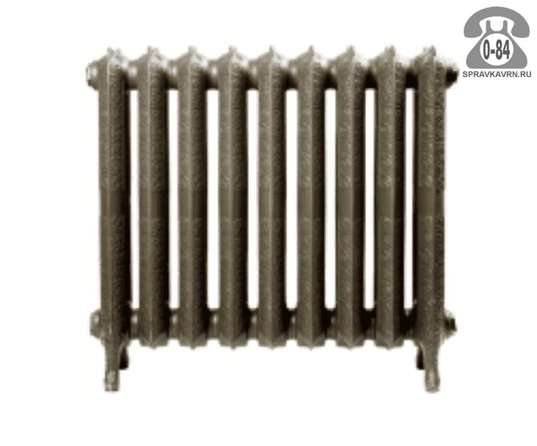 Радиатор отопления чугунный 9
