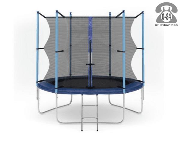 Батут Диамонд Фитнесс (DIAMOND FITNESS) Internal 8ft (244 см), максимальная нагрузка 150кГ