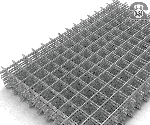 Строительная сетка диаметр 2мм  ячейка 24x16мм ширина 0.99м