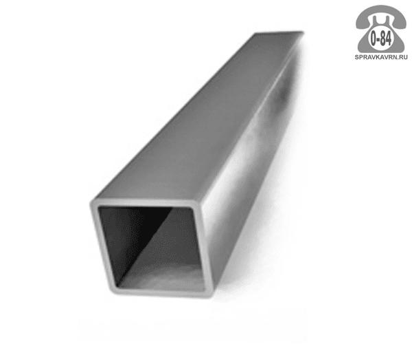 Профильные стальные трубы 15*15 1.5 мм 6 м