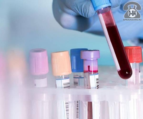Анализ крови печёночные пробы для взрослых без выезда