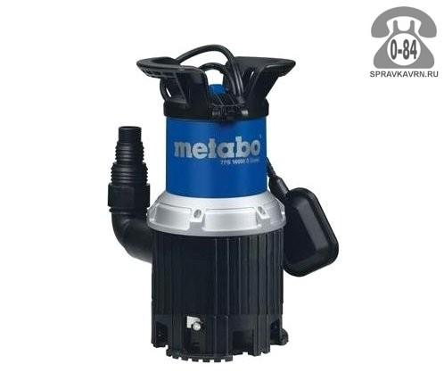 Насос водяной дренажный Метабо (Metabo) TPS 14000 S Combi