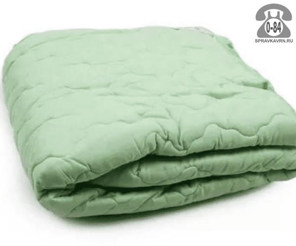 Одеяло бамбуковое волокно 2-спальное