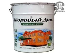 Пропитка для дерева антисептическая (антисептик, биозащита)