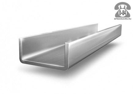 Швеллер сталь 8
