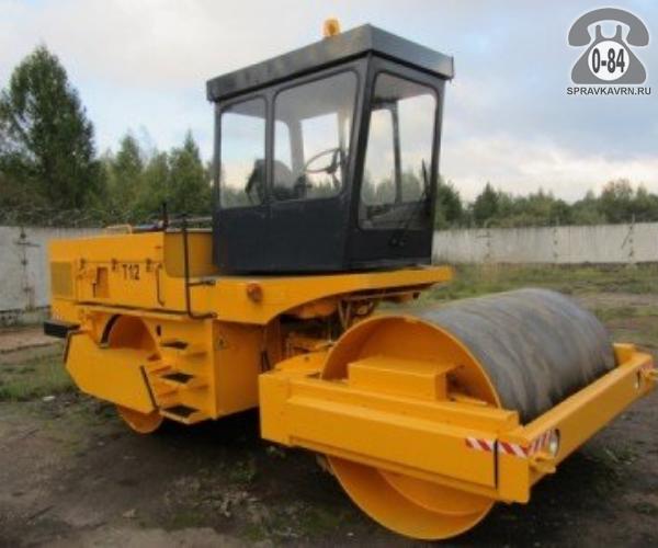 Каток дорожный самоходный ИТО (YTO) грунтовый 21000 кг аренда