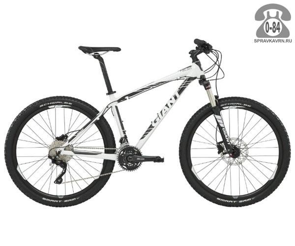 Велосипед Джайнт (Giant) Talon 27.5 1 LTD (2016)