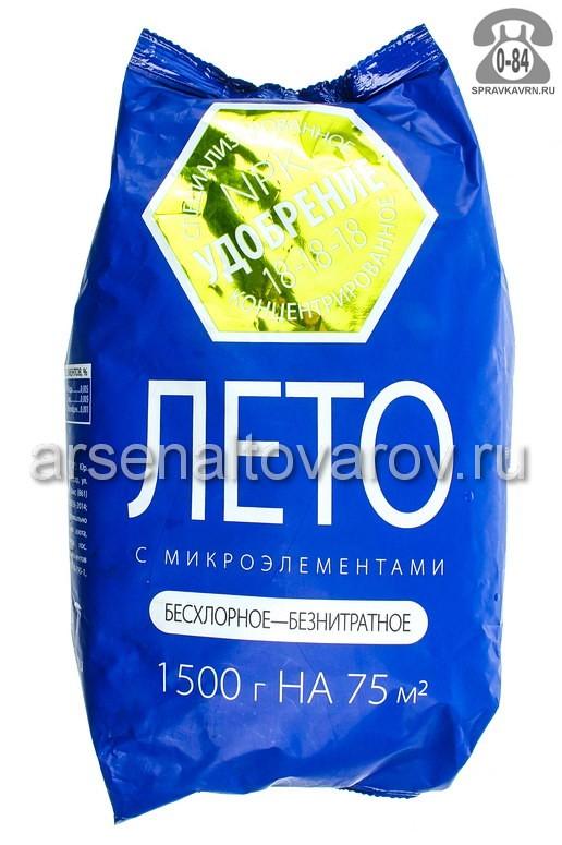 Удобрение минеральное Летто (Letto) Лето