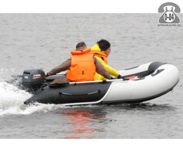 Лодка надувная Баджер (Badger) Wave Line 340 PW