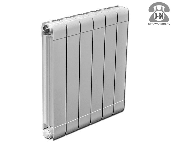Радиатор отопления биметаллический Рифар (Rifar) Forza 200 720x270 мм