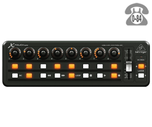 Контроллер для диджея Беринджер (Behringer) X-TOUCH MINI