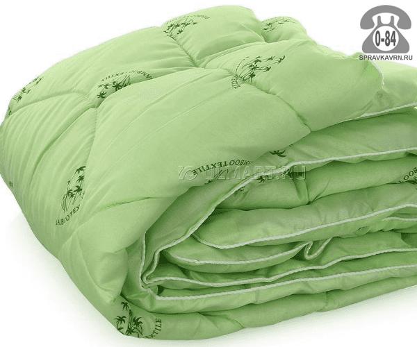 """Одеяло бамбуковое волокно """"евро"""""""