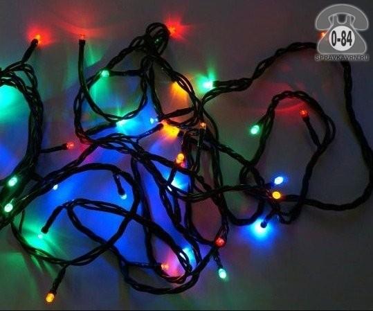 Гирлянда электрическая Новогодняя сказка 971202