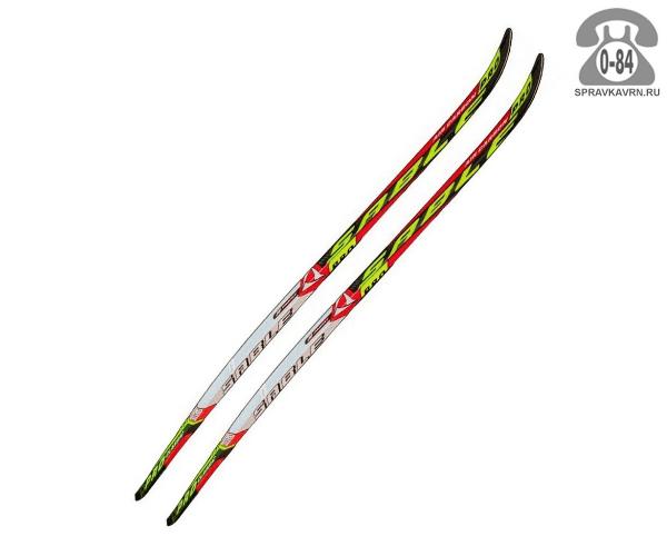 Лыжи Сабле (Sable) беговые 205 см прогулочные универсальный деревянный