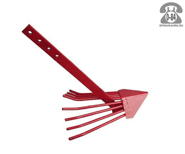 Картофелекопатель для мотоблока усиленный мотоблоки Фаворит 326 мм г. Липецк